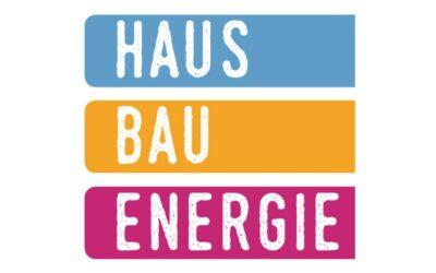 Dieses Wochenende findet die Messe HAUS|BAU|ENERGIE vom 09.1…