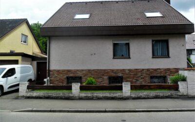 Einfamilienhaus in Göppingen mit einem Ton-Ziegel vor 2 Jahr…