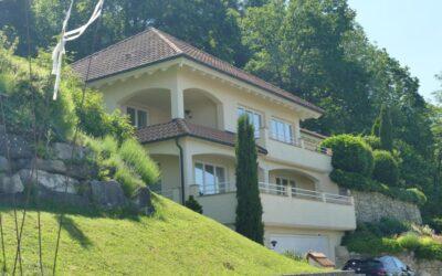 Haus vor einem Jahr ein Tonziegel in Ravensburg mit unserem …