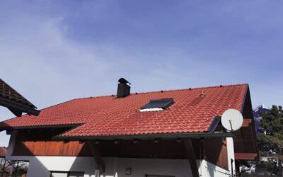Und wieder ein mega sauberes Dach in Österreich   Schauen Si…