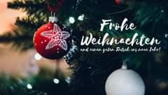 Wir wünschen euch allen schöne Weihnachten und ein schönes F…
