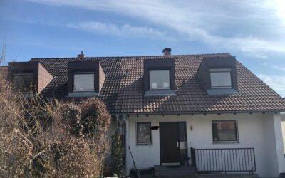 Wieder ein schönes sauberes Dach!!!  Vor ca. einem Jahr wurd…