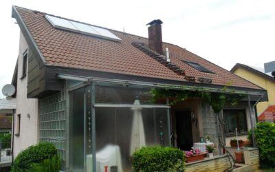 Einfamilienhaus in Göppingen mit einem Ton-Ziegel vor 2 Ja…