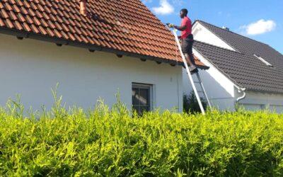 Heute war unser Team bei dem schönen Wetter in Neustadt bei …
