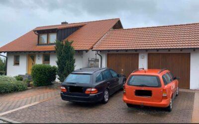 Qualitätskontrolle heute mal in Scheer bei Sigmaringen.  Vor…