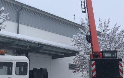 Unser Moosverdacht Dachdecker-Meisterbetrieb ist auch für …