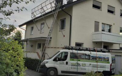 Unser Moosverdacht-Team ist heute in Lindau unterwegs bei ei…