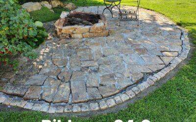 Unsere Natursteine am 24. Juni eingesprüht mit unserem Floor…