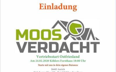 Vertriebsstart in Ostfriesland   Auch hier in Ostfriesland…