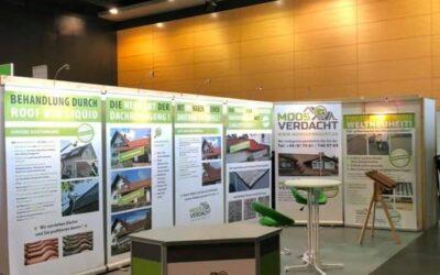 Vom 07.03. – 08.03. sind auf der Bauen Wohnen Umwelt Messe…