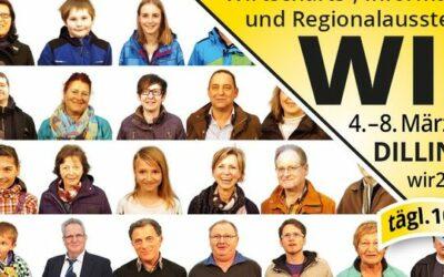 WIR in Dillingen 2020 I 4. bis 8. März