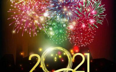 Wir wünschen euch allen ein frohes und gesundes neues Jahr…